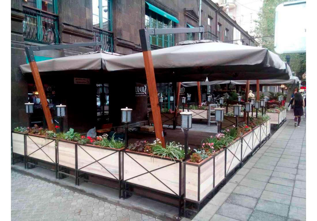 Ресторан в Ереване, Армения