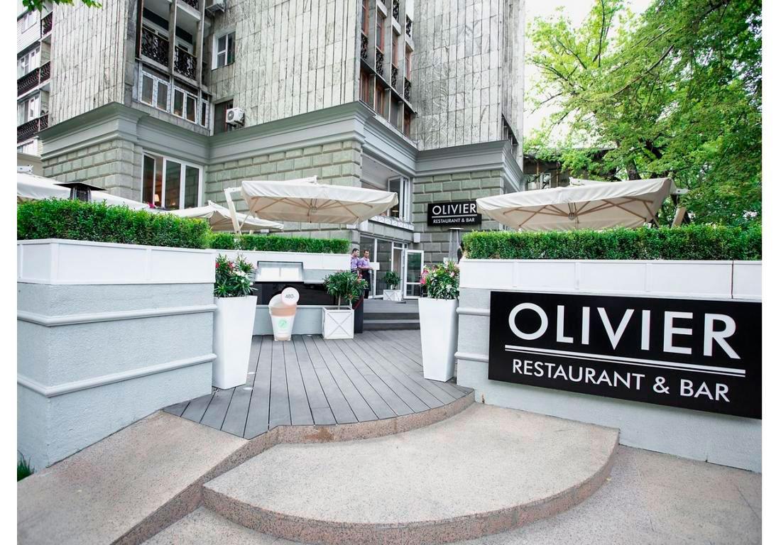 Ресторан Olivier, г. Алматы, Казахстан