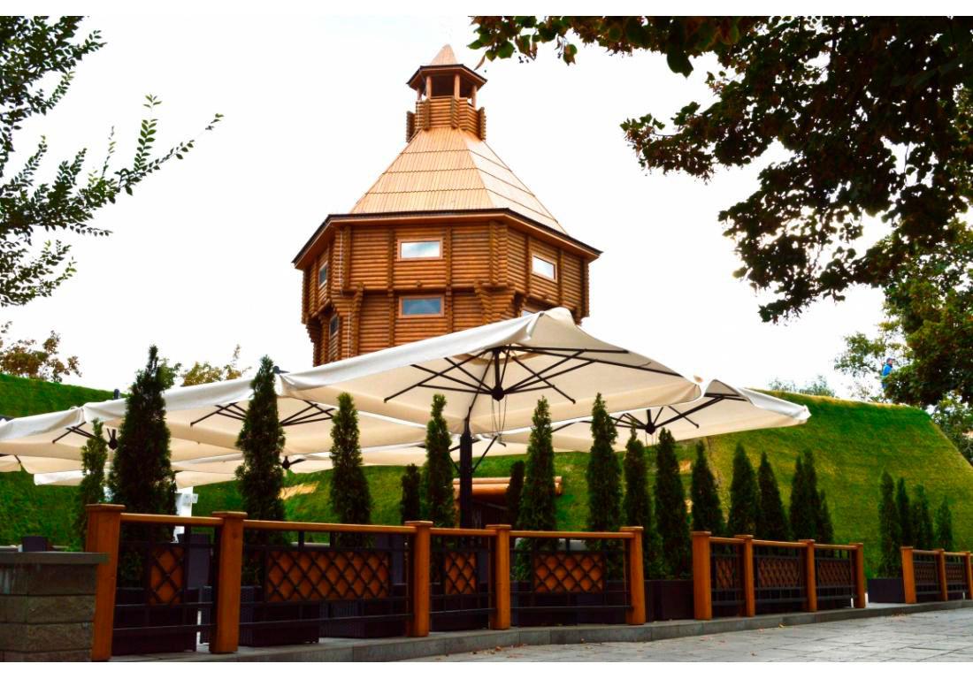 """Ресторан """"Башня"""", г. Белгород"""