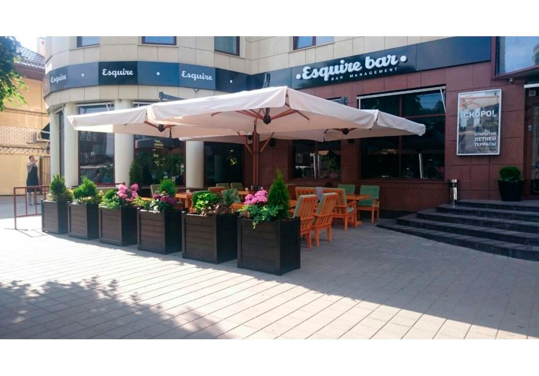 Ресторан Esquire, г. Ставрополь