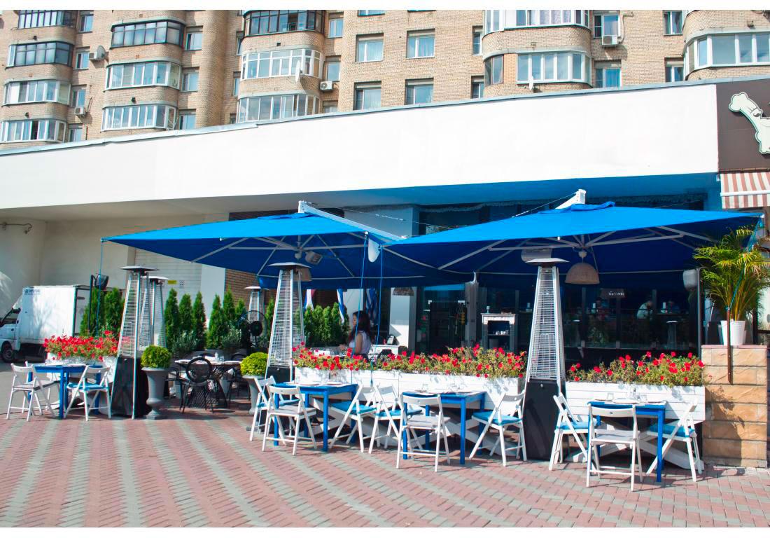Ресторан, Москва