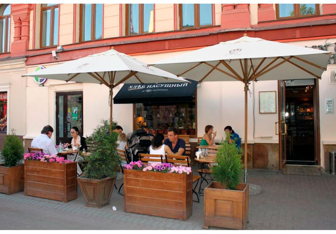 "Кафе ""Хлеб Насущный"", ул. Старый Арбат, г. Москва"