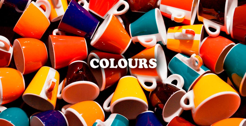 Millecolori – яркая цветная посуда из итальянского фарфора Ancap