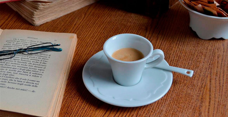 Vivaldi – фарфоровые кофейные пары Ancap