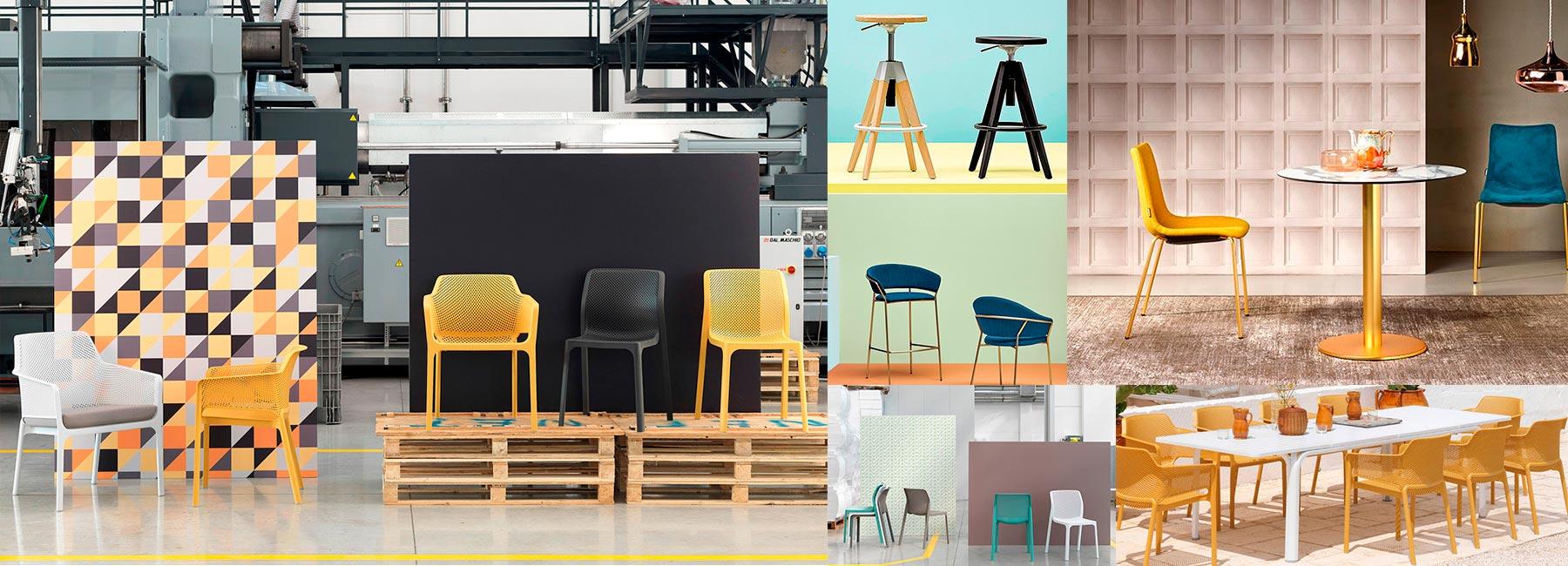 ТОП-5 новинок мебели для дома и улицы из Италии