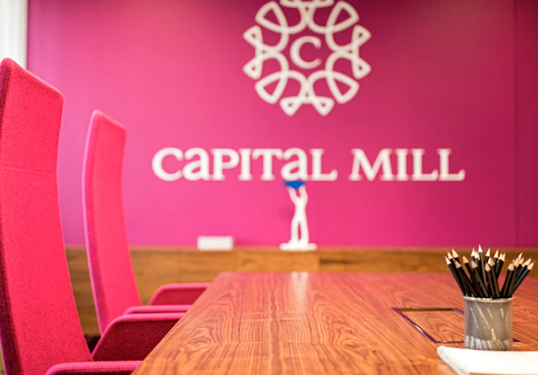Офис Capital Mill, UAB, г. Вильнюс, Литва