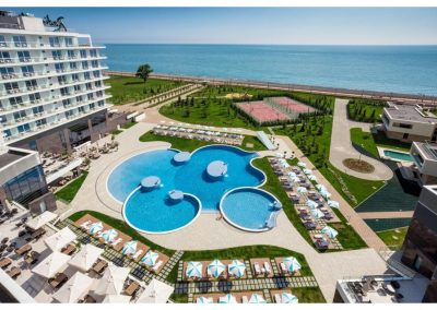 Отель Radisson Blu Paradise Resort&Spa, г. Сочи