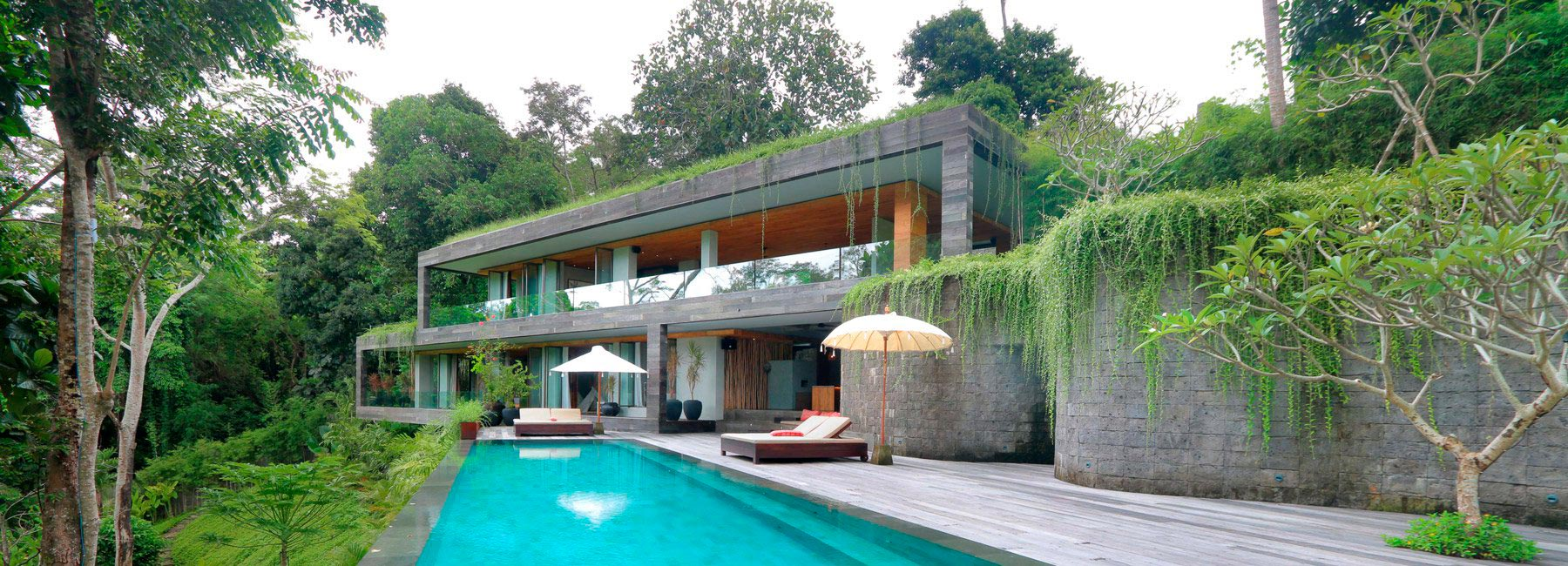 Вилла Хамелеон, проект WOM architects, Бали