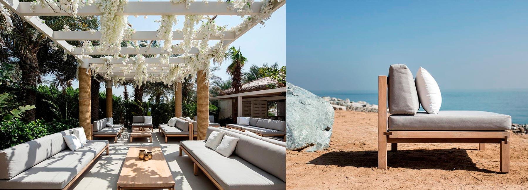 Эль Чирингито – частный пляж на Ибице по проекту ANARCHITECT
