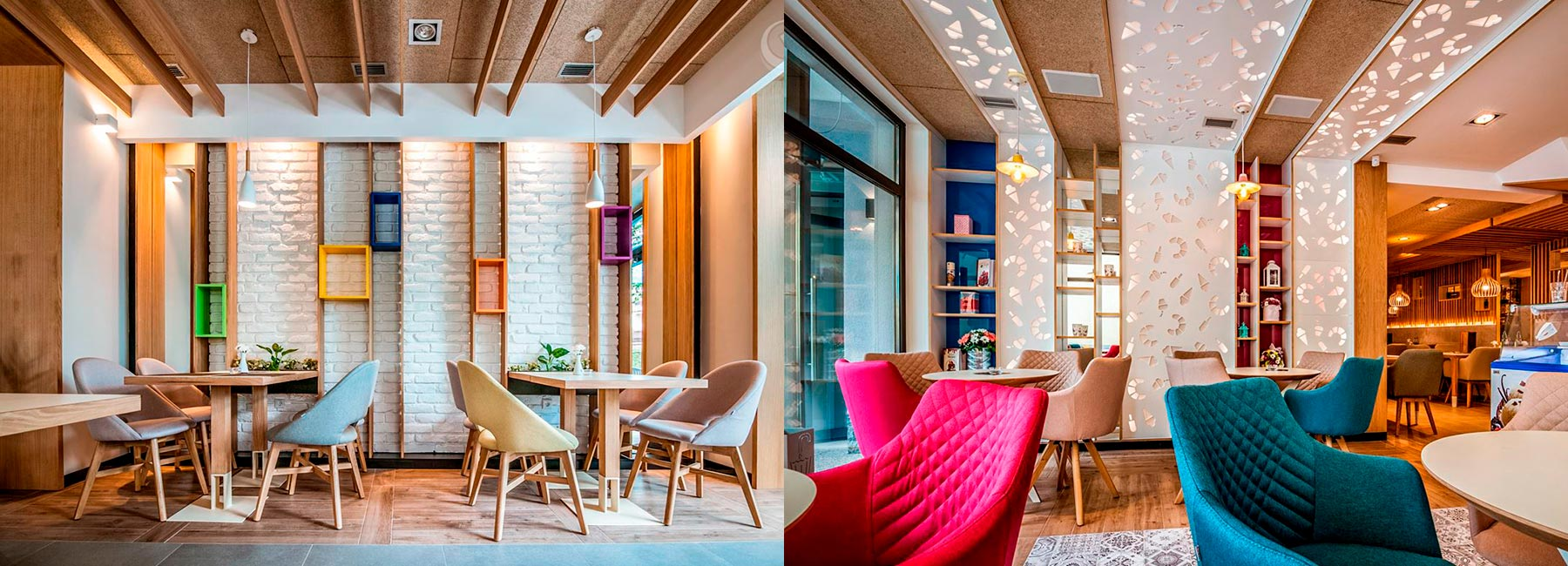 Ресторан KORZO по проекту Gepek Studio, Босния и Герцеговина