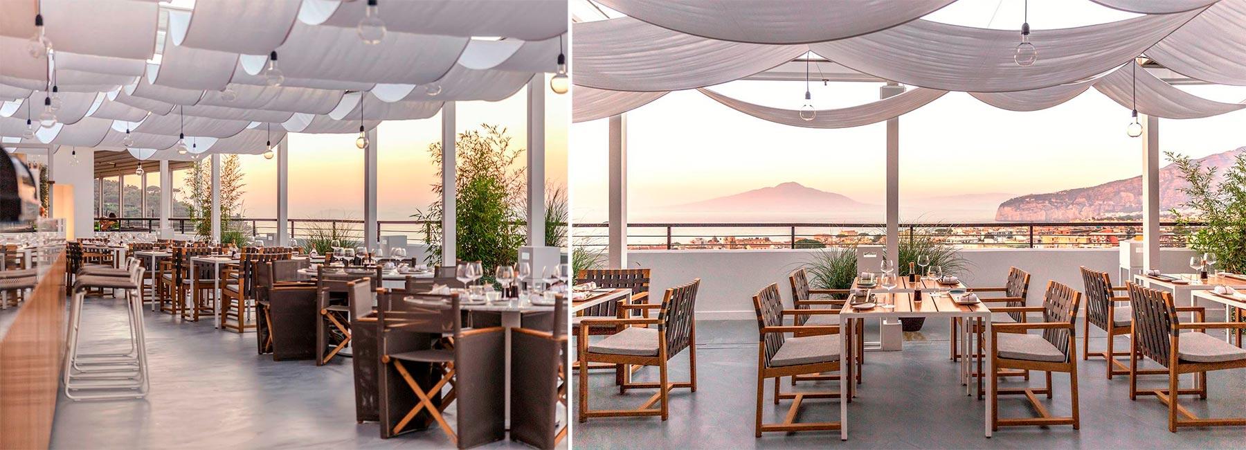 Дизайн ресторана японской кухни на открытой террасе от Fadd Architects