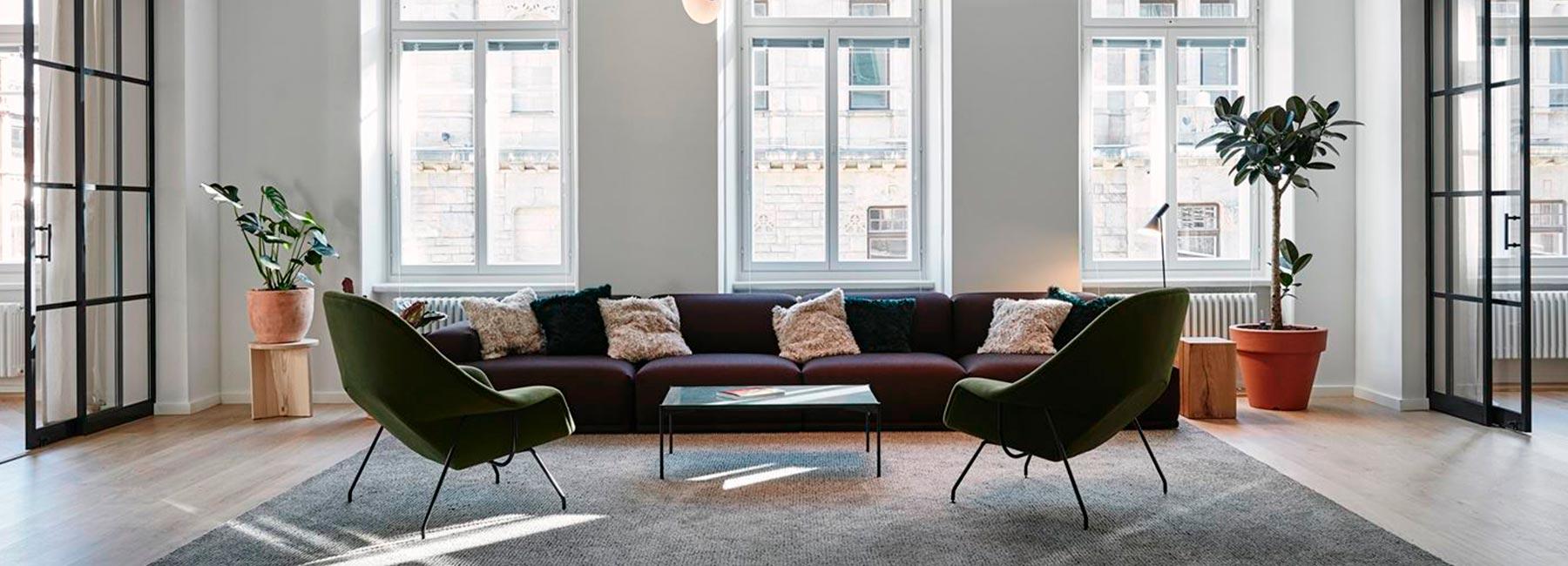 Элегантный и по-домашнему уютный офис консалтинговой компании Fjord