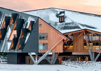Отель на высоте 1300 м над уровнем моря в Италии – 1301 inn