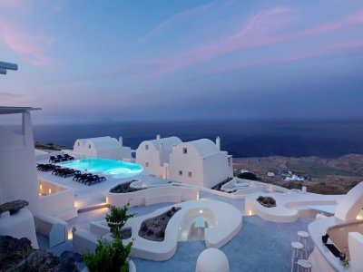 Проект:Отель Dome Santorini Resort & Villas