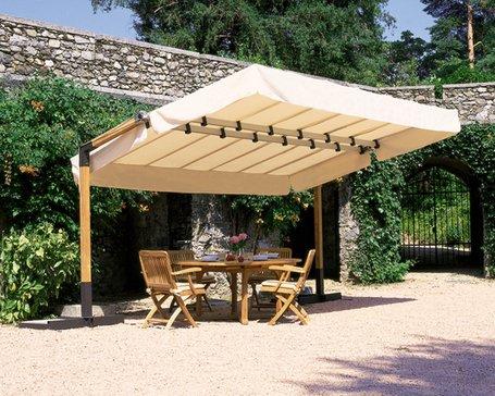 Зонты тенты для дачи