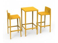 Комплект мебели Spritz Set of 2 Bar Stools + 1 Bar Table, 3 пр